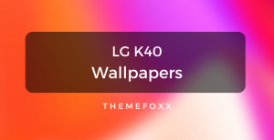 LG-K40-Wallpapers