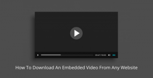 Download-Embedded-Video