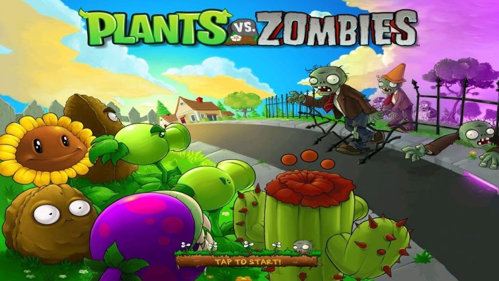 Mobile-Games-You-Can-Play-Without-WiFi-Plants-vs-Zombies
